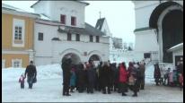 10.02.2013. Экскурсия в Николо-Перервенский монастырь